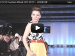 Video: Adhesif clothing Modenschau auf der Vancouver Eco Fashion Week