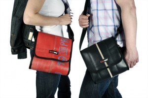 Feuerwear - Carl Messenger Bag