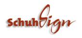 Onlineshop - SchuhSign