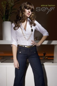 SEY Jeans - Modell Emily
