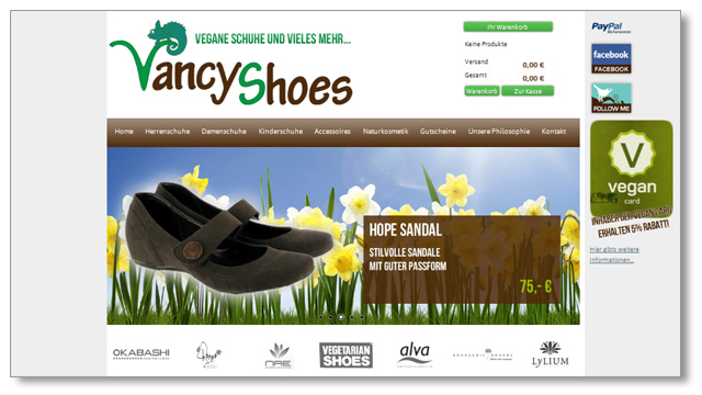 Vancy Shoes Shop