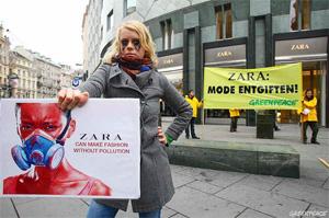 Detox-Kampagne - Zara