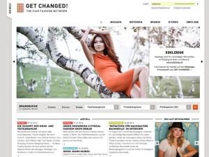 GET CHANGED! The Fair Fashion Network