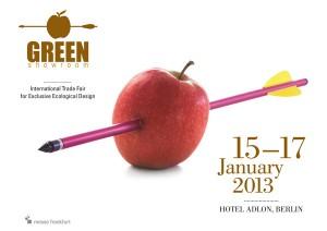 GREENshowroom - Januar 2013