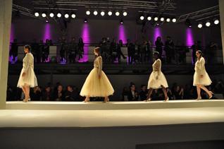 edelziege Fashion-Show