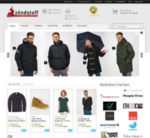 zündstoff - Online-Shop