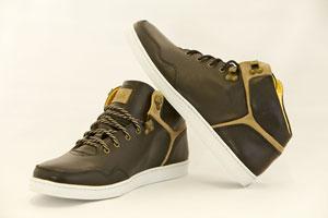 ekn footwear - high seed black leather