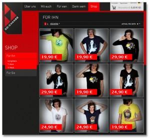 Do-Change Online-Shop