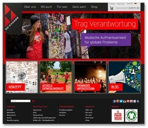 Do-Change Webseite