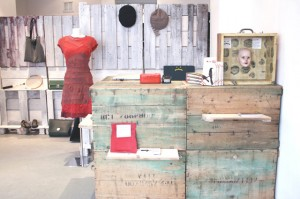 Upcycling Fashion Store