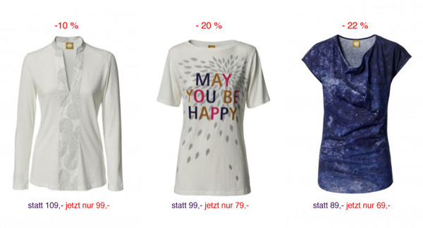 MAY YOU BE HAPPY - Preissenkung