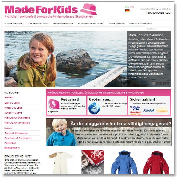 mode skandinavien online shop