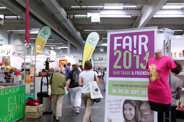FAIR TRADE & FRIENDS: 6. bis 8. September 2013