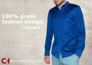 chochuri - green fashion design
