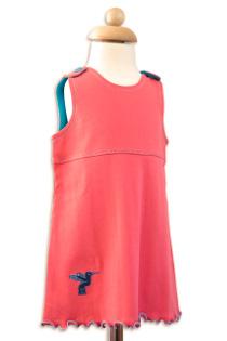 Mama Ocllo - Rotes Kleid