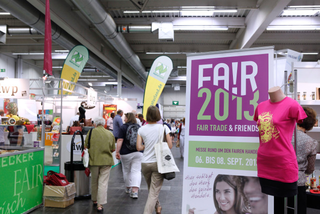 FAIR TRADE & FRIENDS: 6. bis 8. September 2013