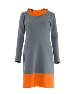 ompura - Kleid mit Kapuze