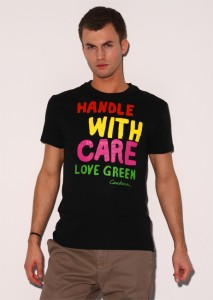 Cantana - Handle With Care T-Shirt