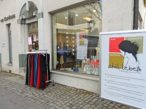 Boutique Stil Leben