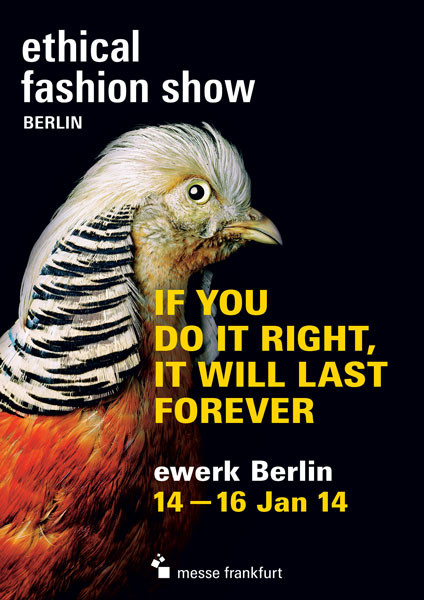 Ethical Fashion Show Berlin  Messe Frankfurt