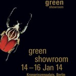 Greenshowroom Berlin - Januar 2014