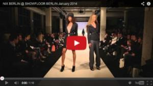 NIX Berlin Modenschau im Januar 2014