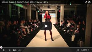 Xess & Baba Modenschau im Januar 2014