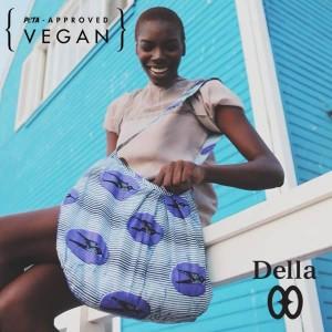 Della - 100% vegan und PeTA-zertifiziert