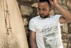 bleed - Kollektion Liquid Surf (Male T-Shirt)
