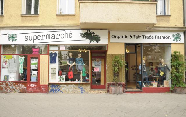 supermarche Laden in Berlin