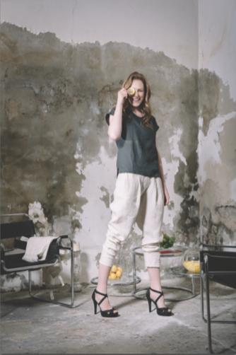 GdG Sommer 2015 - Bluse Glanis und Hose Alus