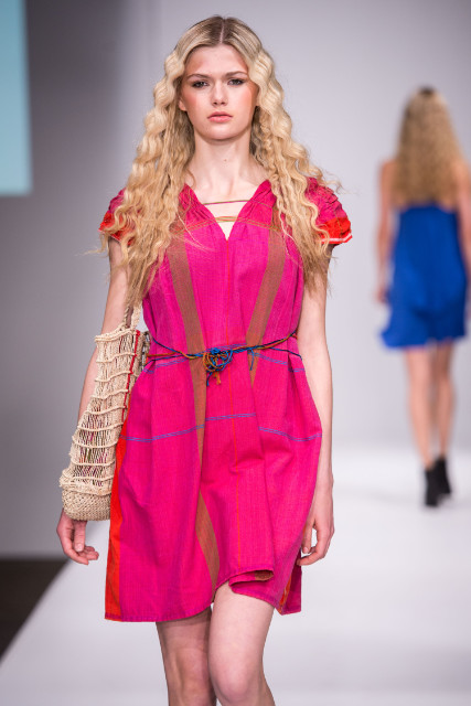 Guate Va Vest - Ethical Fashion Show Berlin