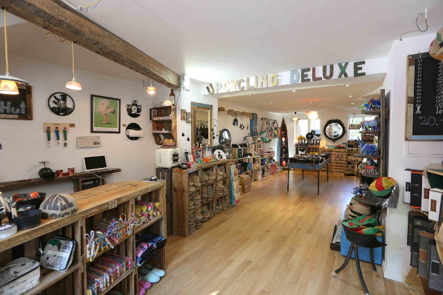 Upcycling Deluxe Store
