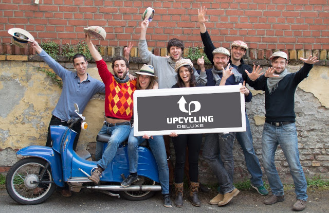 Upcycling Deluxe Team