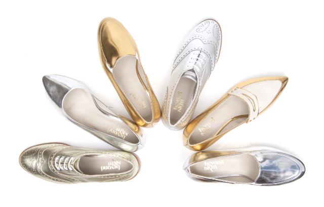 beyond skin - Metallic Schuhe