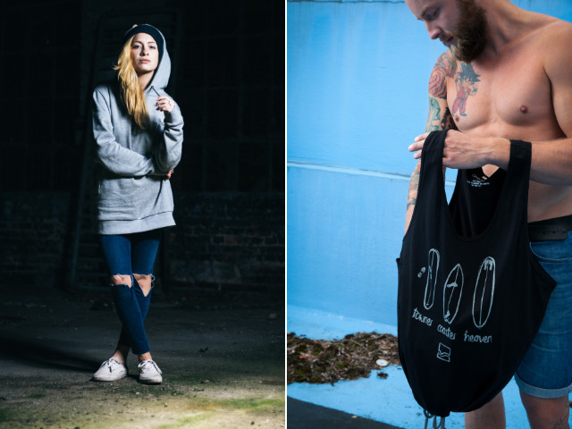 Degree Clothing - Helicopter Hoodie & Tank Top