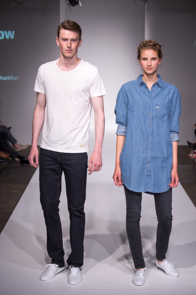 Ethical Fashion Show im Juni 2016 - mud jeans